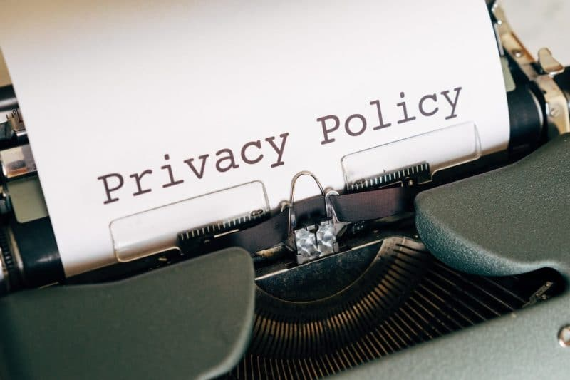 Privacy Policy Page Logo